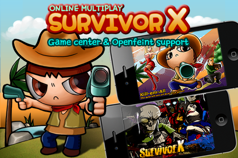 Screenshot SurvivorX Review