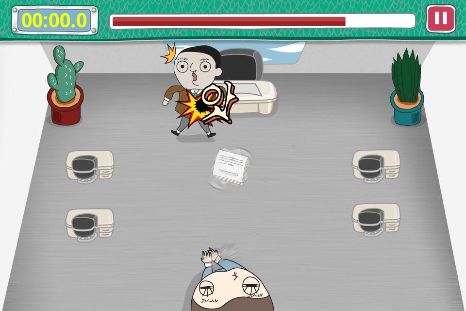 Screenshot 빠샤빠샤 일등사원 Free – 잔머리 계발 게임
